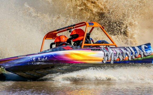 AFJSA V8 Superboats