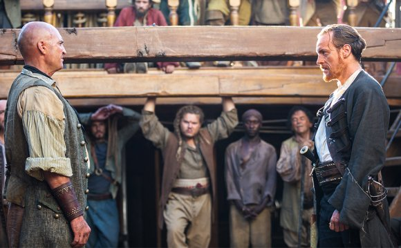 """Black Sails"" TV Review Starz"