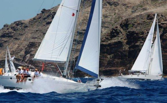 Antigua Sailing Week - Regatta