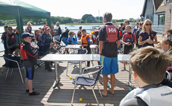 Sussex Sailing Club nominated