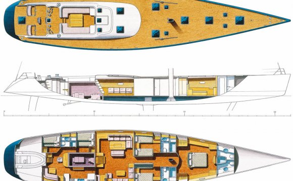 Sailing Yachts Design Plans