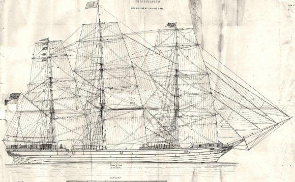 YACHTS Shipbuilding Rigging