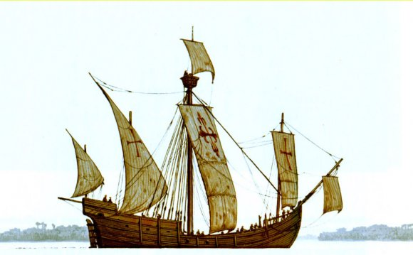 Caravel from B. Landstrom s
