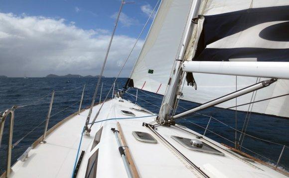 Bareboat charter in BVI