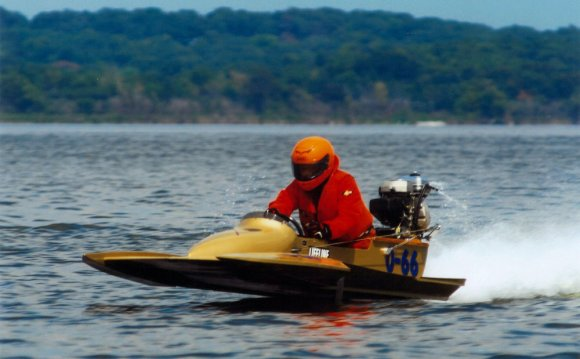 Hydroplane And Runabout Racing