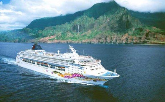 TRAVEL CRUISE Pride of Aloha