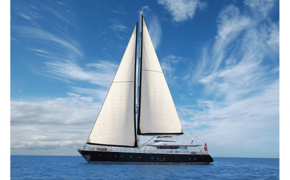 Sailing Yacht Silver K