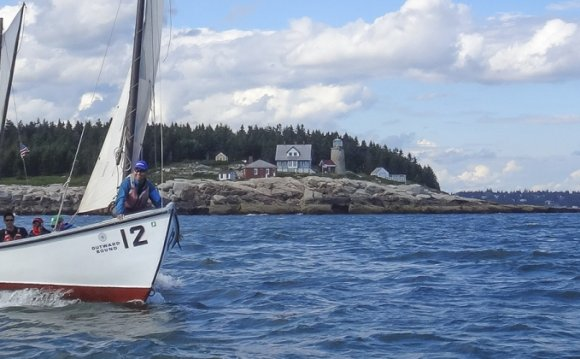 Maine Coast Sailing | Outward