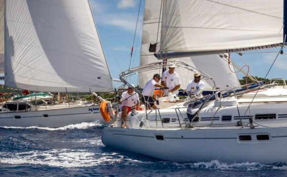Mile Building Sailing Charters