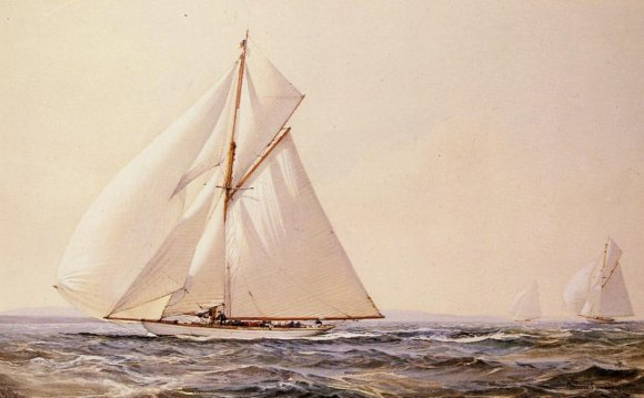 A Yachting Competition
