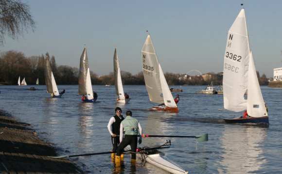 At Ranelagh Sailing Club