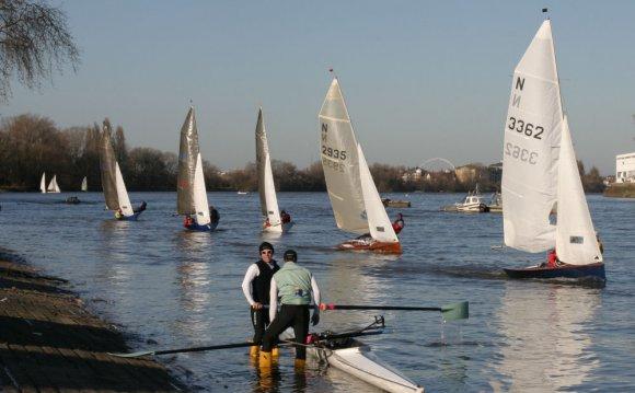 At Ranelagh Sailing Club
