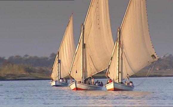 Luxor, Sail (Sailing Boat)