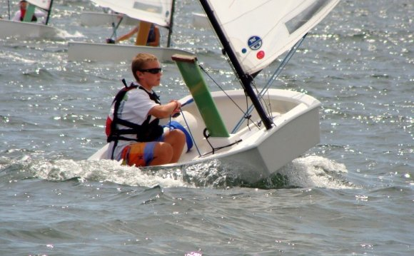 Pro Opti Sailboats – Optimist