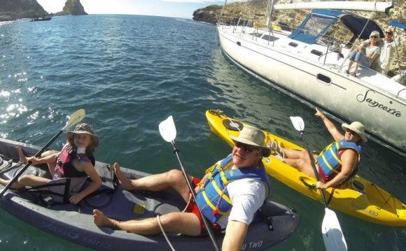 Sailboat rental and overnight