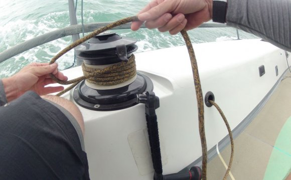 Sailboat Winch Technique 101