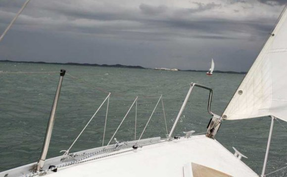 Business Lessons From Sailing