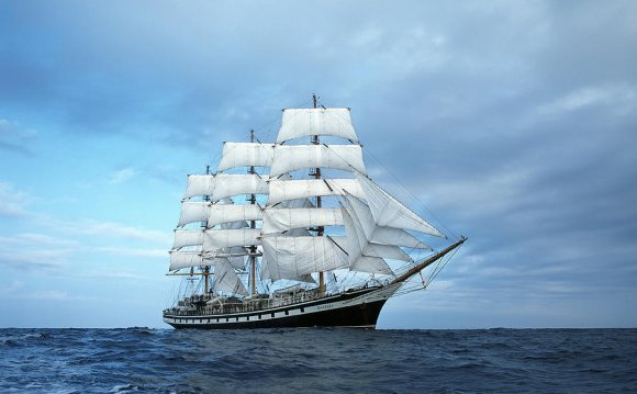 Sailing Ship Photograph by