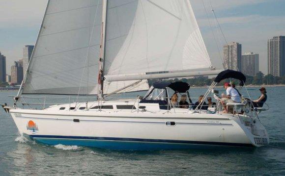 Semi-Private Sailboat Charters