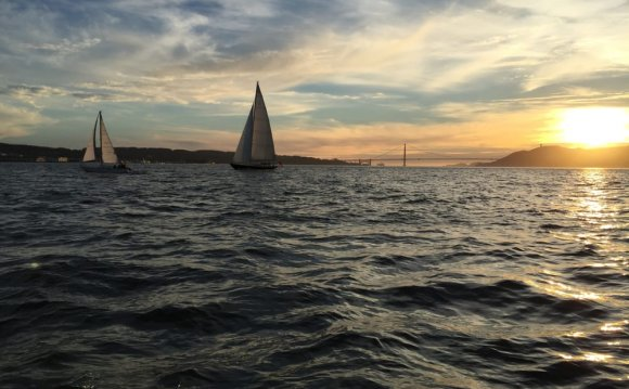 The San Francisco Sailing