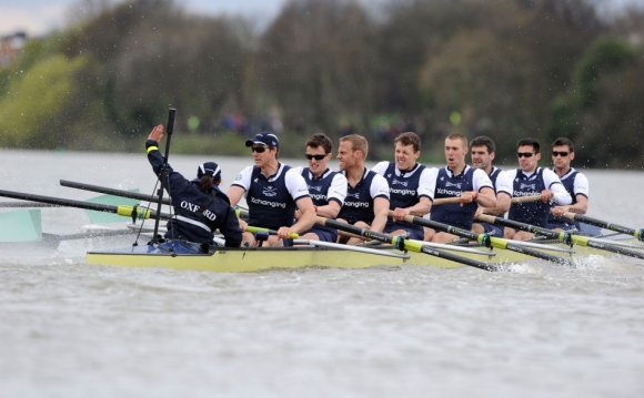 To The Boat Race 2016