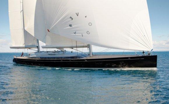 VERTIGO Sailing Yacht Charter