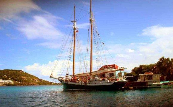 Relax on a Virgin Islands