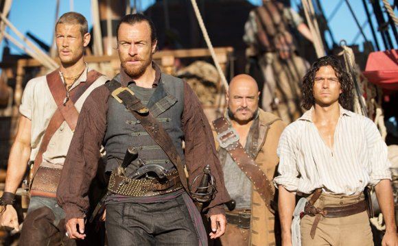 Watch Black Sails Season 1 and