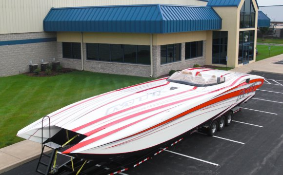 Offshore Racing Boat Manufacturers