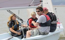 person Sailing Courses