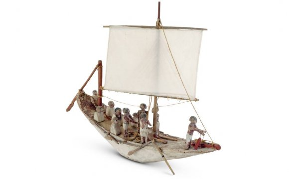 Egyptian Sailing boats