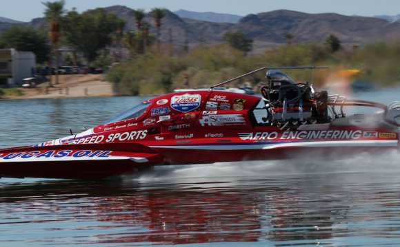 Lucas Oil Drag Boat Racing Series