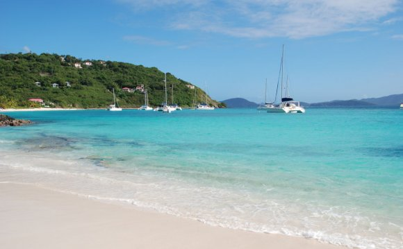 Sailing Caribbean Islands