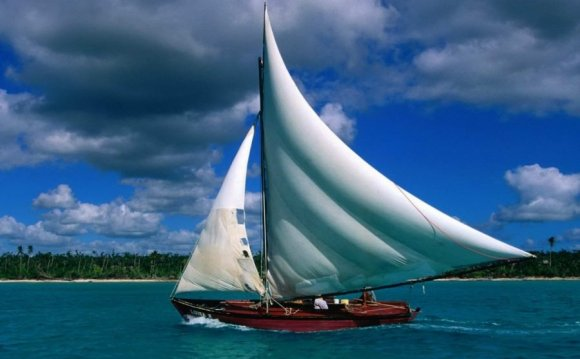 Types of boats with Sails