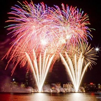 Boston July 4th Sailing Events