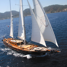 Timeless engine Yachts