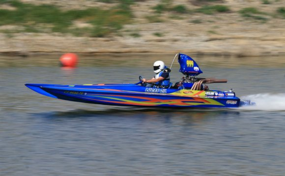 IHBA Drag Boat Racing