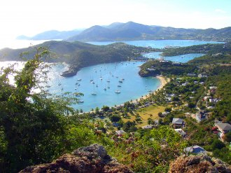 Harbour Hill - Antigua - Oliver's Travels