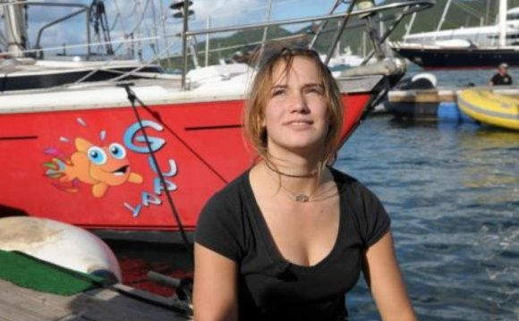 Youngest Sailor to sail around the world