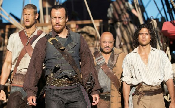Black Sails book