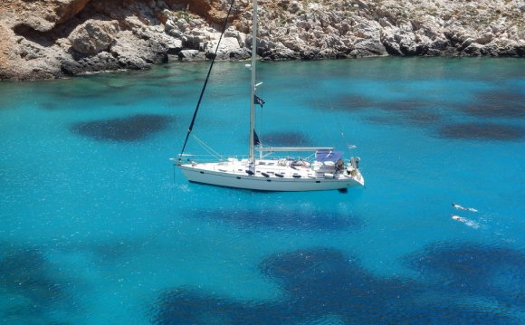 Greek Islands Sailing