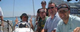 RYA skilled Crew Sailing Courses in Gibraltar and Spain