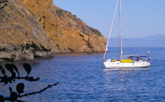 Channel Islands Sailing