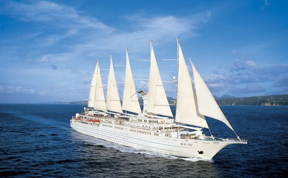 Biggest sailing ship