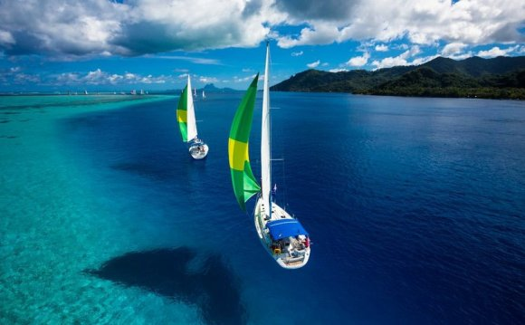 Sailing Pacific Islands