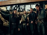 Cast and crew of Black Sails