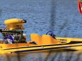 Jet Boat Drag Racing