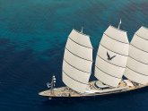 Most expensive sailing Yacht