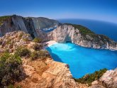 Sailing in Ionian Islands