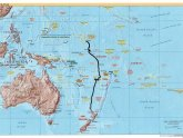 Sailing South Pacific Islands